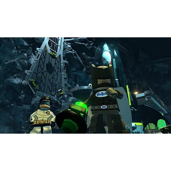 De Lego Dela Batman 3 Au Gotham3ds 76gbfy