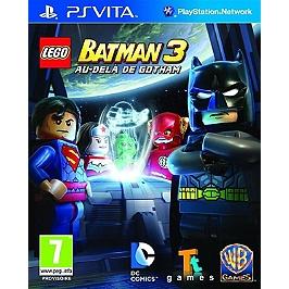Lego Batman 3 - au dela de Gotham (PS VITA)
