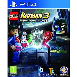 Lego Batman 3 - au dela de Gotham (PS4)