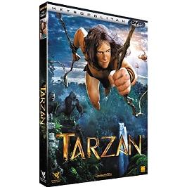 Tarzan, Dvd