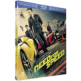 Need for speed, Blu-ray