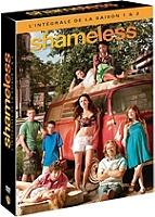 Coffret shameless, saisons 1 et 2 en Dvd