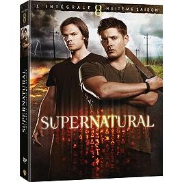Coffret supernatural, saison 8, Dvd