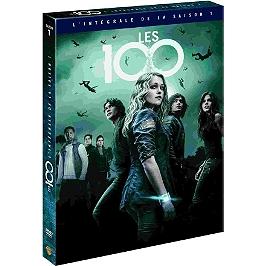Coffret the 100, saison 1, Dvd