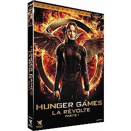 Hunger games 3 : la révolte, vol. 1, Dvd