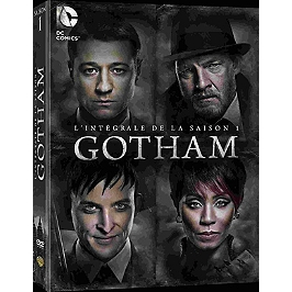 Coffret Gotham, saison 1, Dvd