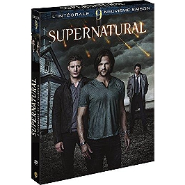 Coffret supernatural, saison 9, Dvd