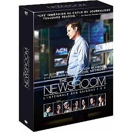Coffret the newsroom, saison 1 à 3, Dvd