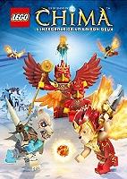 Coffret Lego : les légendes de Chima, saison 2 en Dvd