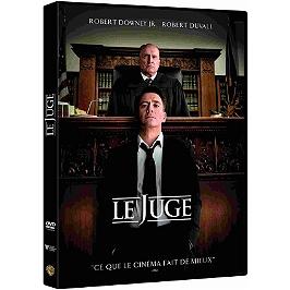 Le juge, Dvd