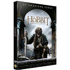 Le Hobbit 3 : la bataille des cinq armées, Dvd