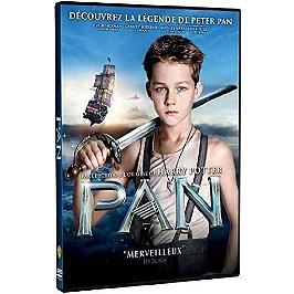 Pan, Dvd