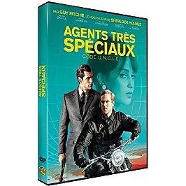 Agents très spéciaux - code U.N.C.L.E, Dvd