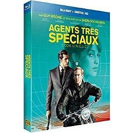 Agents très spéciaux - code U.N.C.L.E, Blu-ray