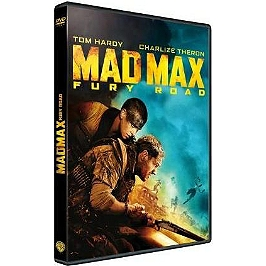 Mad Max : fury road, Dvd