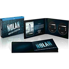 Coffret Christopher Nolan 8 films, Blu-ray