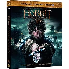 Le Hobbit 3 : la bataille des cinq armées, Blu-ray 3D