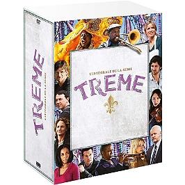 Coffret intégrale Treme, Dvd