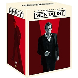 Coffret the mentalist, saisons 1 à 7, Dvd
