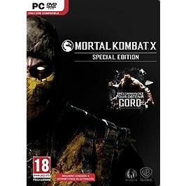 Mortal kombat X - édition spéciale (PC)