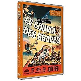 Le convoi des braves, Dvd