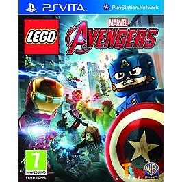 Lego Marvel Avengers (PS VITA)