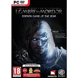 La Terre du Milieu - l'ombre du Mordor - édition GOTY (PC)