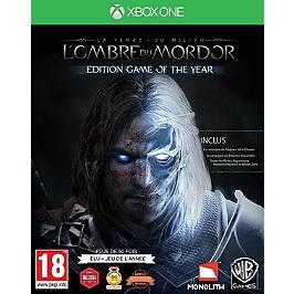 La Terre du Milieu - l'ombre du Mordor - édition GOTY (XBOXONE)