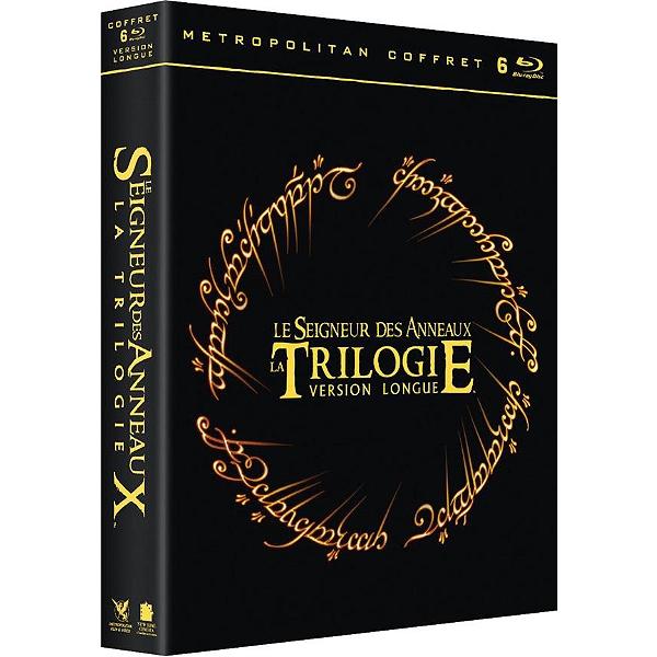 frais frais rechercher les plus récents plus récent Coffret trilogie le seigneur des anneaux : la communauté de l'anneau ; les  deux tours ; le retour du roi