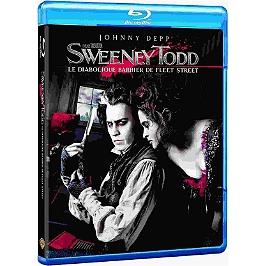 Sweeney Todd, Blu-ray