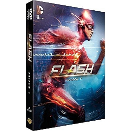 Coffret flash, saison 1, Dvd