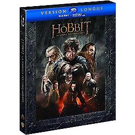 Le Hobbit 3 : la bataille des cinq armées, Blu-ray