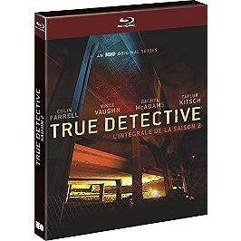 Coffret true detective, saison 2, Blu-ray
