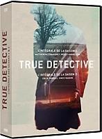 Coffret true detective, saisons 1 et 2 en Dvd