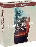 Coffret true detective, saisons 1 et 2 en Blu-ray