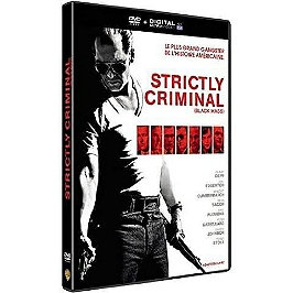 Strictly criminal, Dvd