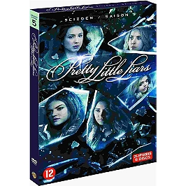 Coffret pretty little liars, saison 5, Dvd