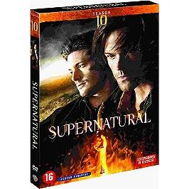 Coffret supernatural, saison 10, 23 épisodes, Dvd