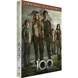 Coffret les 100, saison 2, Dvd