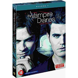 Coffret the vampire diaries, saison 7, Dvd