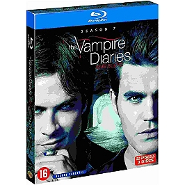 Coffret the vampire diaries, saison 7, 22 épisodes, Blu-ray