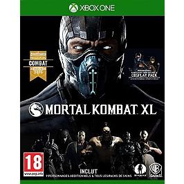 Mortal kombat XL (XBOXONE)