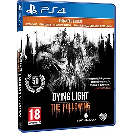 Dying light the following - enhanced edition (PS4)