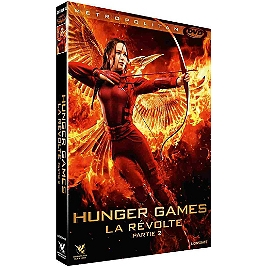 Hunger games : la rèvolte, 2ème partie, Dvd