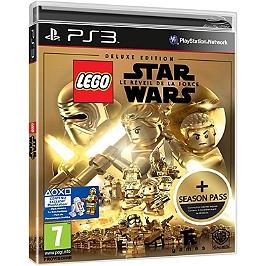 Lego Star Wars : le réveil de la force - édition deluxe (PS3)