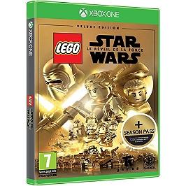Lego Star Wars : le réveil de la force - édition deluxe (XBOXONE)