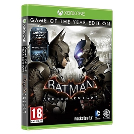 Batman Arkham knight - édition GOTY (XBOXONE)