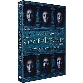 Coffret game of thrones, saison 6, Dvd