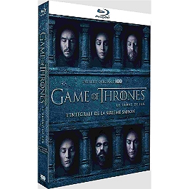 Coffret game of thrones, saison 6, Blu-ray