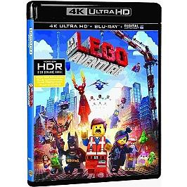 La grande aventure Lego, Blu-ray 4K